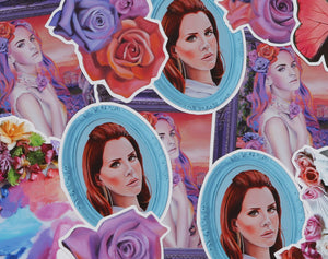 Young & Beautiful Sticker Pack