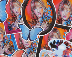 Shake It Off Sticker Pack
