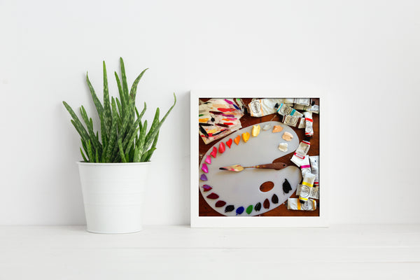 Rainbow Brights Photo Print