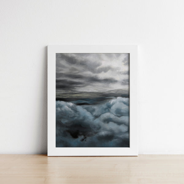 Selenite Skies Fine Art Print