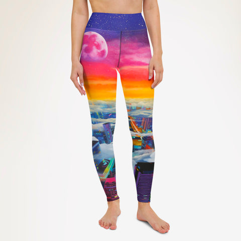 April Moon Leggings