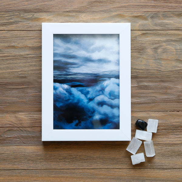 Crystals and Cloudscapes Gift Set - Selenite Skies