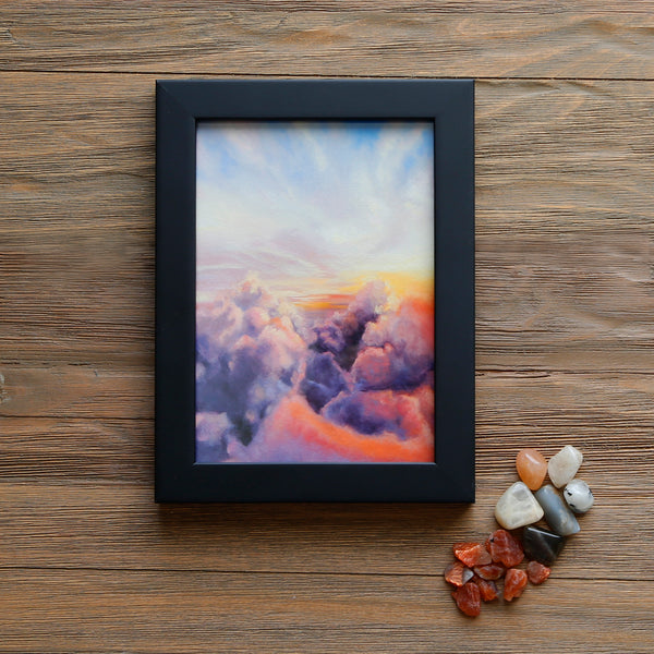 Crystals and Clouscapes Gift Set - Moonstone Sunrise