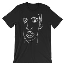 Load image into Gallery viewer, UNISEX Short-Sleeve T-Shirt. Face.