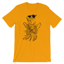 Load image into Gallery viewer, UNISEX Short-Sleeve T-Shirt. Pineapple.