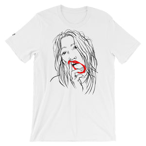 UNISEX Short-Sleeve T-Shirt. New self portrait.