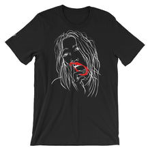 Load image into Gallery viewer, UNISEX Short-Sleeve T-Shirt. New self portrait.