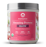 Buy Organic Protein Powder To Help Collagen Production By Amazing Grass