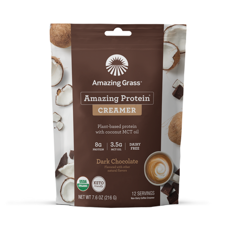Amazing Protein Creamer Dark Chocolate