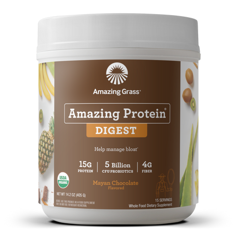 Amazing Protein Digest Mayan Chocolate