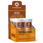 Effervescent Detox Orange Turmeric