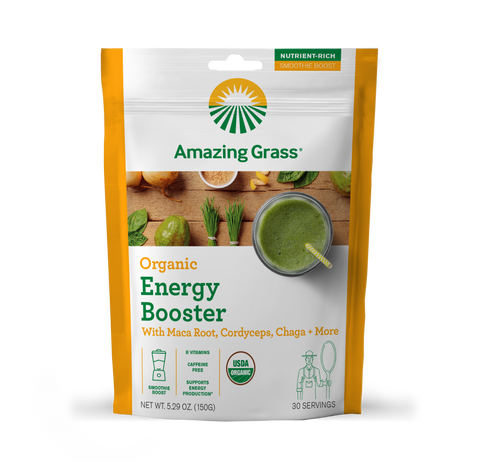 Organic Energy Booster