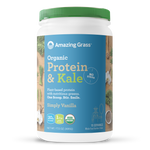 Buy Organic Vanilla Protein Powder By Amazing Grass