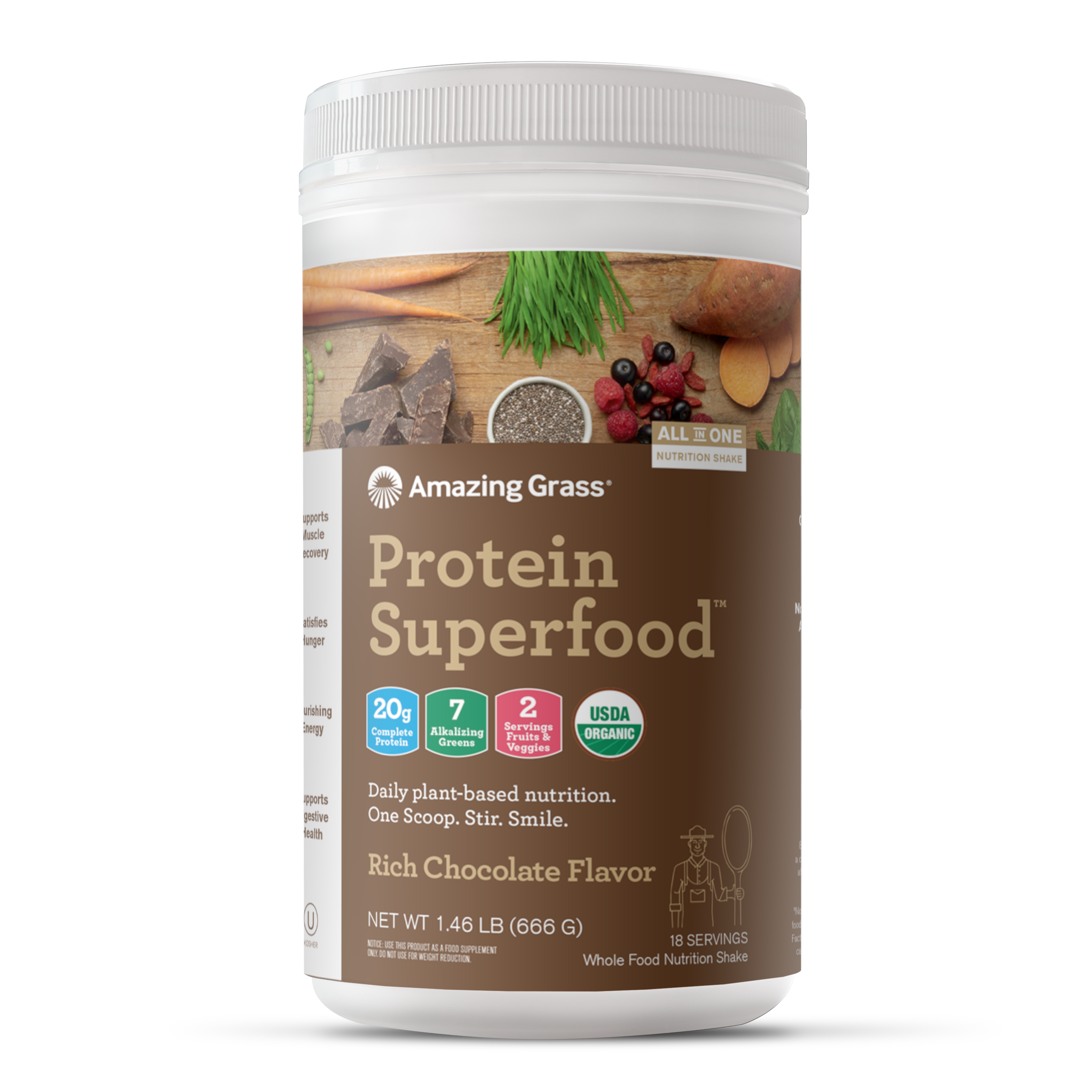 Protein SuperFood Rich Chocolate