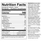 Chocolate Protein Superfood Powder Nutritional Info By Amazing Grass