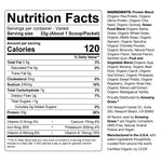 Vanilla Protein Superfood Nutritional Info By Amazing Grass