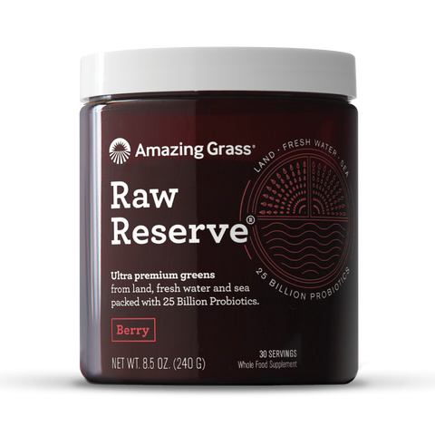 Raw Reserve Berry