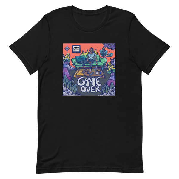 Game Over album cover T-Shirt