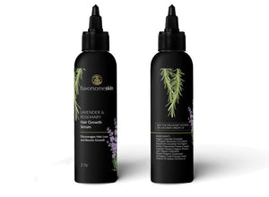 Lavender and Rosemary Hair Growth Serum