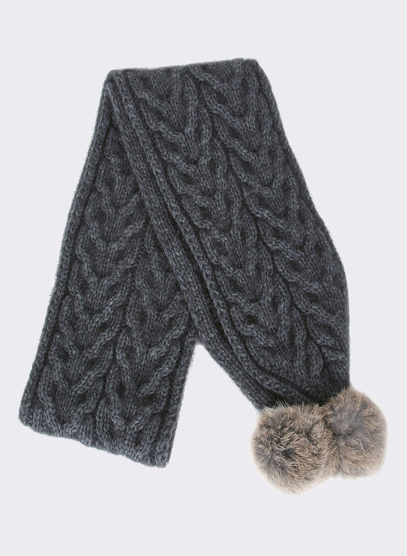 9873 Cable Scarf