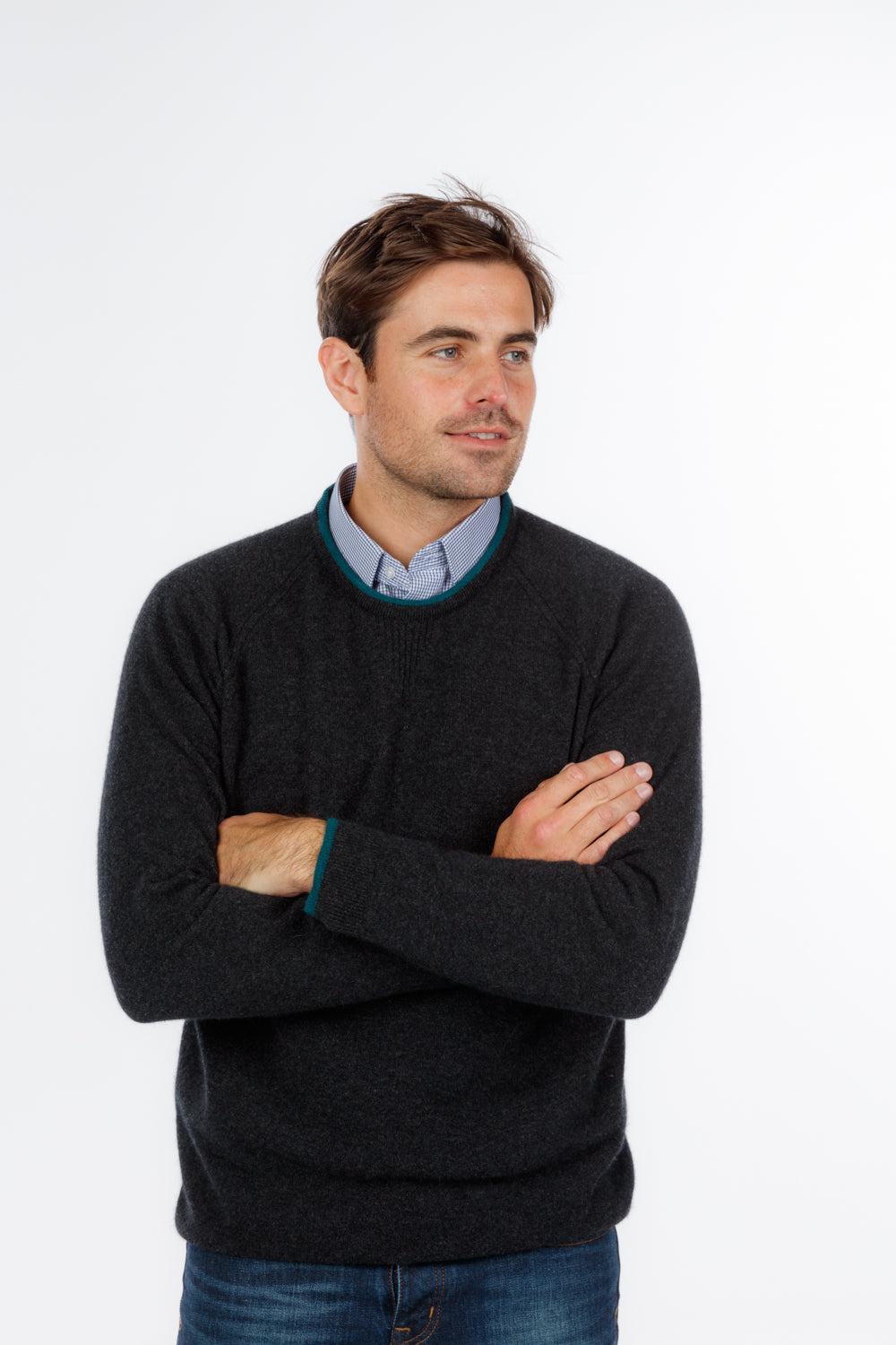 Sports Tip Sweater
