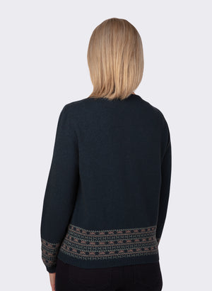 Fairisle Cardigan