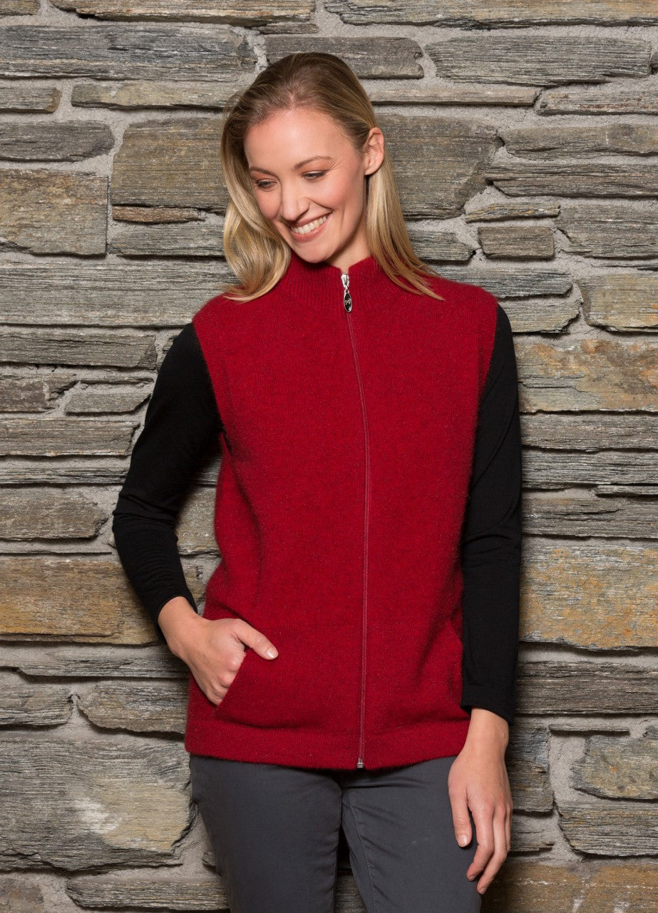 NW3101 Ladies Gillet