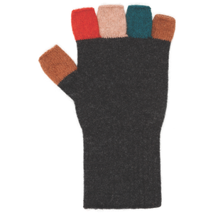 Native World - Multi Colour Fingerless Gloves
