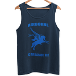 13 Air Assault RLC Pegasus Men's Athletic Vest - HappyJaySupplies