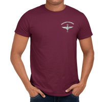 3 Para T-Shirt (Plain Back) - HappyJaySupplies