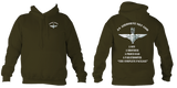 Airborne Sky God Para Hoodie (Dad) - HappyJaySupplies