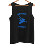 9 Para Sqn RE Men's Athletic Vest - HappyJaySupplies