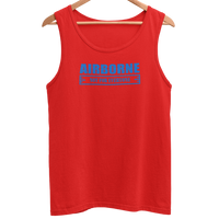 Airborne NFE Men's Athletic Vest - HappyJaySupplies