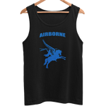 Airborne Pegasus Men's Athletic Vest - HappyJaySupplies
