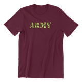 Army Camo Design T-Shirt