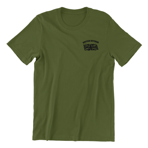 British Veteran T-Shirt