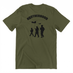 Brotherhood Parachute Regiment T-Shirt - HappyJaySupplies