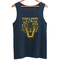 Fierce Pride PWRR Men's Athletic Vest - HappyJaySupplies
