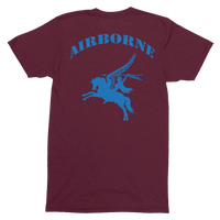 British Airborne Pegasus T- Shirt - HappyJaySupplies