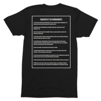 Paratroopers Commandments T-Shirt - HappyJaySupplies