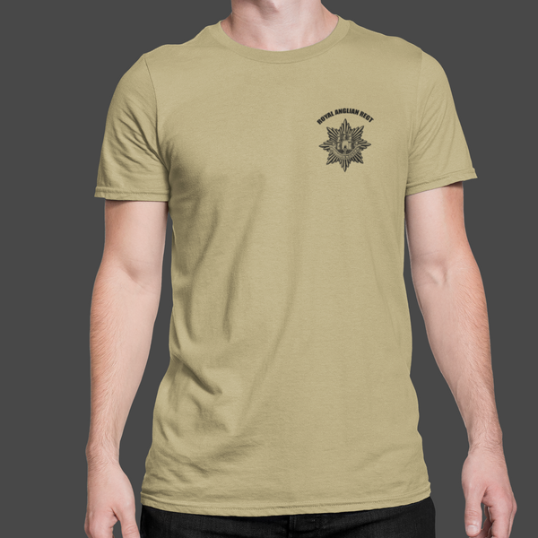 Royal Anglian Regt T-Shirt