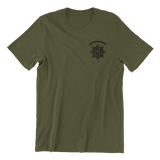 Vikings Royal Anglian Regt T-Shirt - HappyJaySupplies