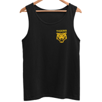 The Tigers PWRR Men's Athletic Vest - HappyJaySupplies
