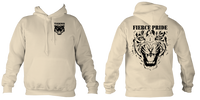 Fierce Pride PWRR Hoodie (Black Design) - HappyJaySupplies