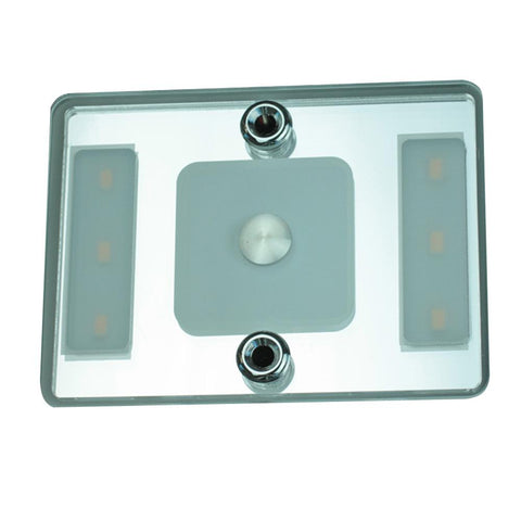 Lunasea LED Ceiling-Wall Light Fixture - Touch Dimming - Warm White - 3W