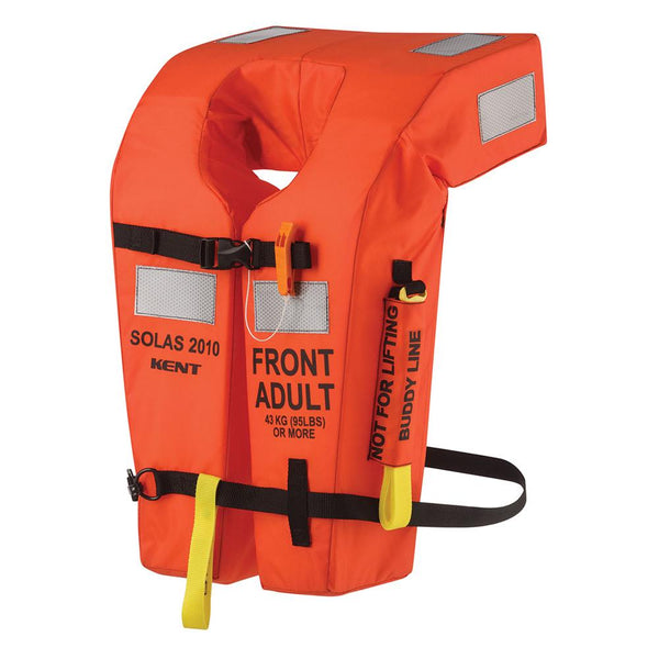 Kent USCG-SOLAS Type 1 Vest - Orange