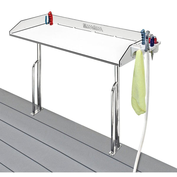 Magma Tournament Series™ Cleaning Station - Dock Mount - 48""