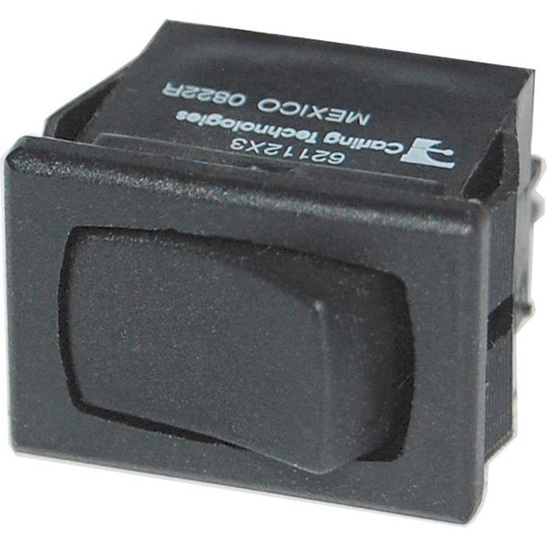 Blue Sea 7493 360 Panel - Rocker Switch DPDT - ON-(ON)