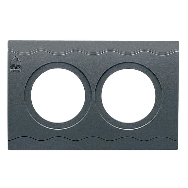 BEP Contour Connect 2 Hole Plate