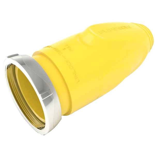 Furrion 50A Female Connector Cover Yellow